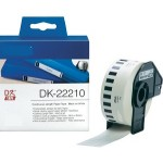 DK22210 cinta compatible para Brother P-Touch